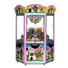 Blackbeards Bounty pusher family fun redemption amusement game picture