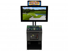 Golden Tee Golf 2019 Cabinet Front