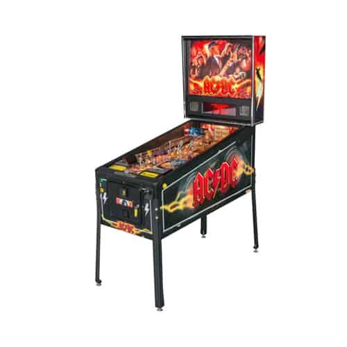 AC/DC Pinball image