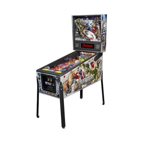 Avengers Pinball image