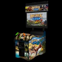 Big Buck HD Wild 42in. longer cabinet amusement video game image