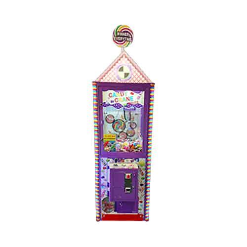 Candy Crane House merchandiser-crane amusement game picture