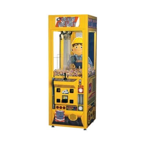 Candy Factory Crane merchandiser-crane amusement game picture