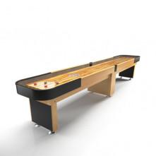 Championship Shuffleboard angled view