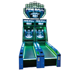 Fireball Fusion family fun redemption amusement game picture