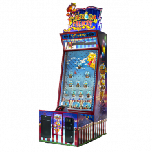 Fishbowl Frenzy family fun redemption amusement game picture