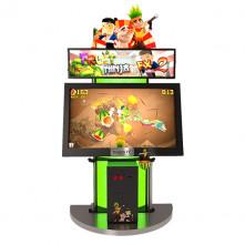 Fruit Ninja FX 2 family fun redemption amusement game picture