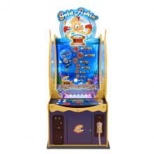 Gold Fishin family fun recemption amusement game picture