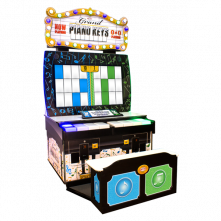 Grand Piano Keys family fun redemption amusement game picture