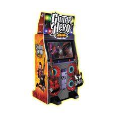 Guitar Hero Arcade video amusement game
