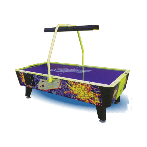 Hot Flash II Air Hockey front view of image