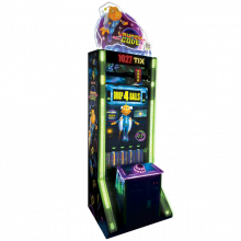 Launch Code family fun redemption amusement game picture