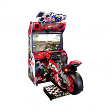 MotoGP video amusement game