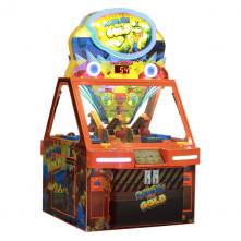 Panning for Gold family fun redemption amusement game picture