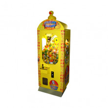 Plucky Ducky merchandiser-crane amusement game picture