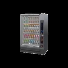 Global Glass Front Vendor Cabinet