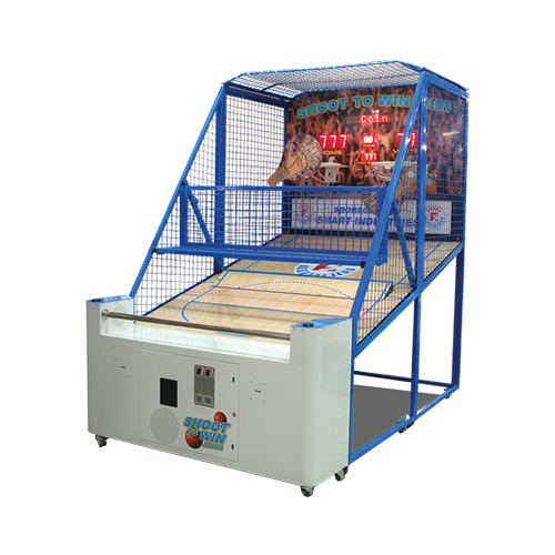 Shoot To Win Arena Arcade Game product angledfront end picture