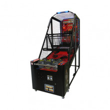 Shoot To Win Arcade Game product front end angled picture