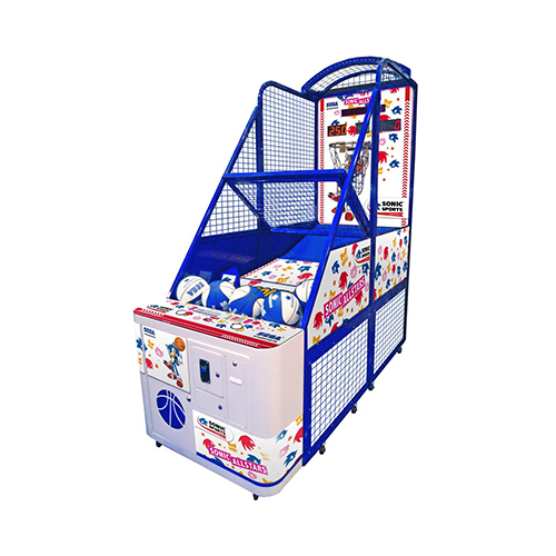 Sonic Sports Basketball Arcade Game productpicture