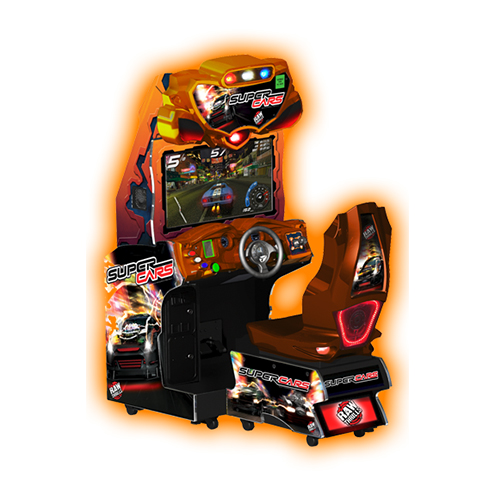 Ultimate Game Room: SuperCars Arcade Racer