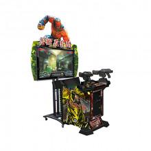 The Swarmvideo amusement game