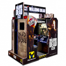 The Walking Dead Arcade by Raw Thrills & Play Mechanix