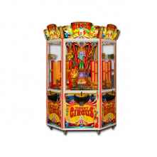 Ticket Circus family fun amusement game picture