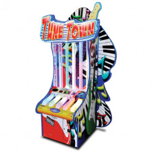Tune Town family fun amusement game picture