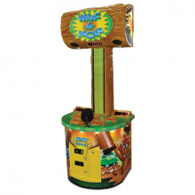 Whac-A-Mole family fun amusement game picture