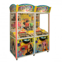 Wizard of Oz 2 Player Pusher family fun amusement game picture