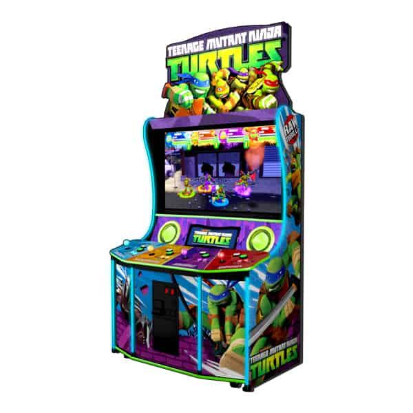 Teenage Mutant Ninja Turtles Arcade - Raw Thrills - Betson