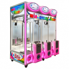 Elaut Amusement Games - Cranes & Pushers - Betson Enterprises