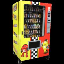 M&M Snack Machine