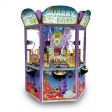 Flintstones Quarry Quest 6-Player Pusher Elaut