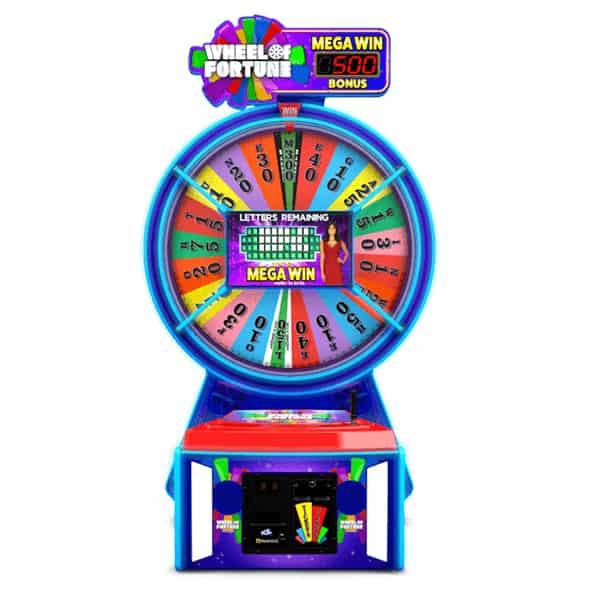 Same Letter Wheel Of Fortune.Wheel Of Fortune Arcade Game Betson Enterprises