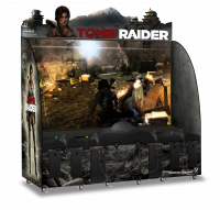 tomb raider arcade game adrenaline amusements