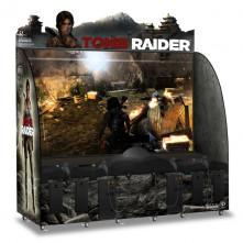 tomb raider arcade game