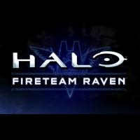 Halo Fireteam Raven Logo