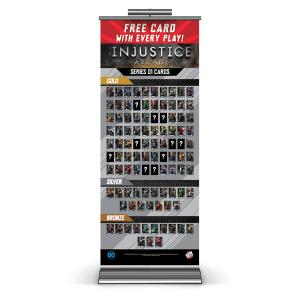 Injustice Arcade Banner