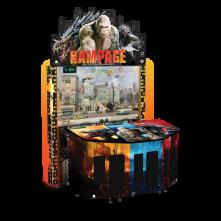 Rampage Arcade Game Image 1