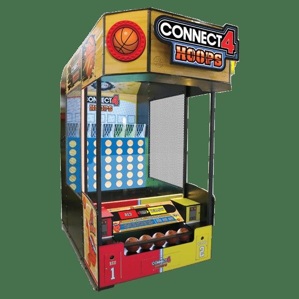 Connect 4 Hoops Baytek