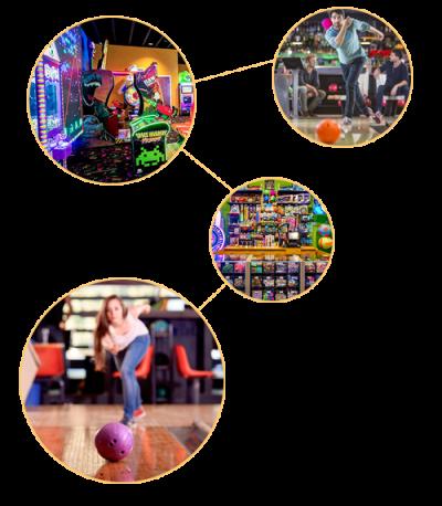 bowling circles