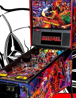 Deadpool Pro Pinball Stern Code Update