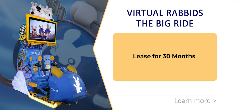 Virtual Rabbids The Big Ride Lease