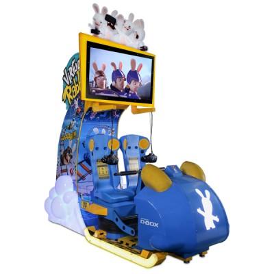 Virtual Rabbids The Big Ride by LAI Games