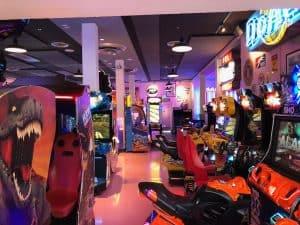 Cohn Restaurant Group Game Room