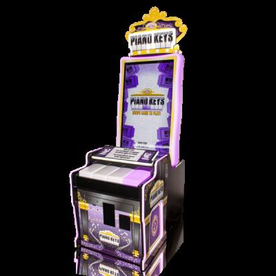 Piano Keys Arcade by Bay Tek Games