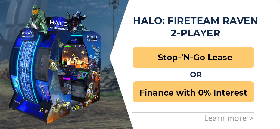 Halo: Fireteam Raven Stop-'n-Go Lease or Finance