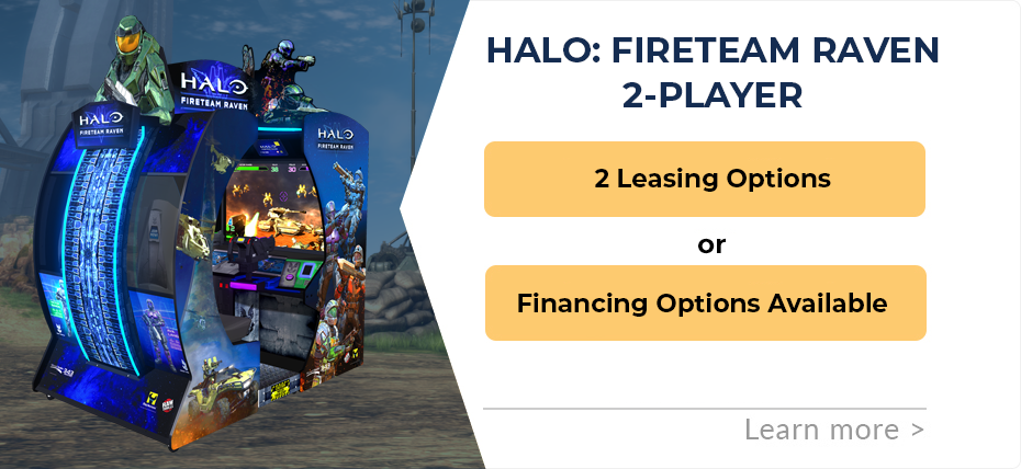 Halo: Fireteam Raven 2-Player Finance and Leasing Specials 2019