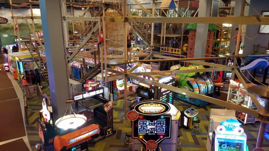 Adventure Forest Arcade